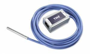 Ethernet Thermometer RJ45 Papouch TME
