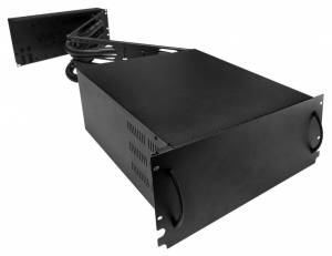 "ARAD-S4 Obudowa Security 48 linii RACK 19"" 4U PULSAR"